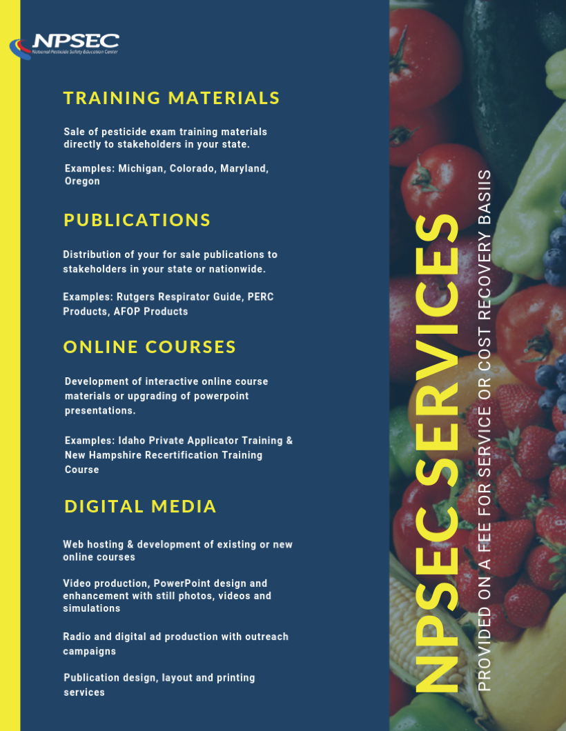NPSEC Services